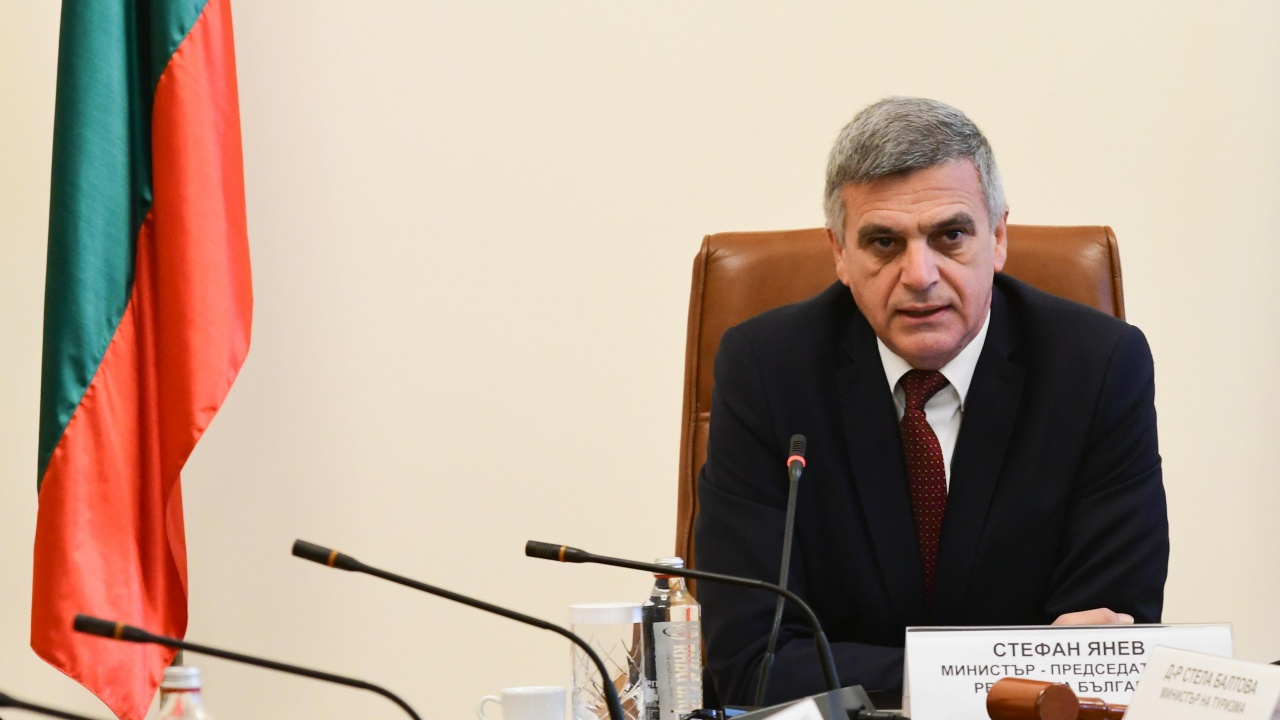 """Янев ще се срещне с ръководствата на КНСБ и КТ """"Подкрепа"""""""
