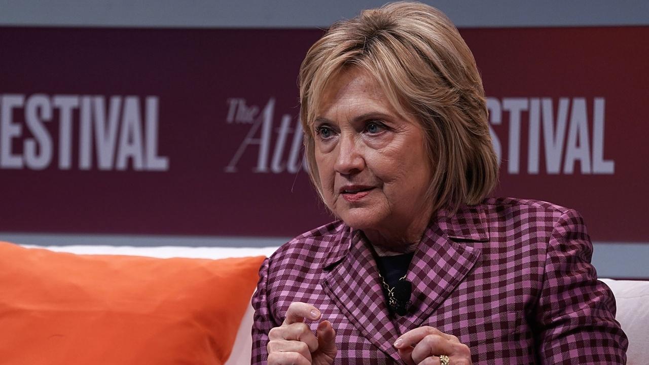Хилари Клинтън нищи заговор