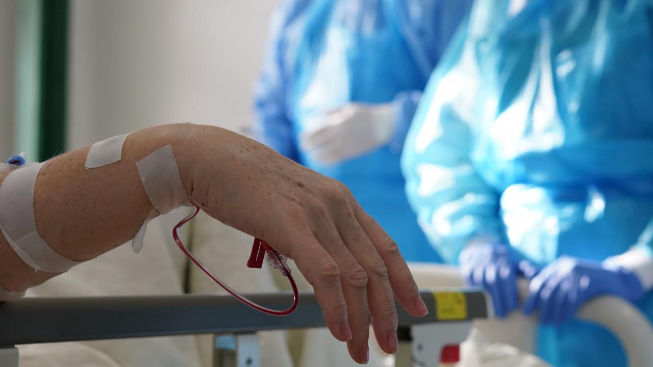 Пореден рекорд на смъртните случаи от коронавирус в Русия