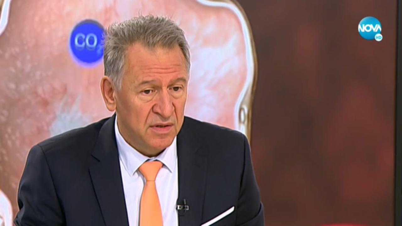Стойчо Кацаров пак потвърди: Ситуацията е много сериозна, но няма място за паника