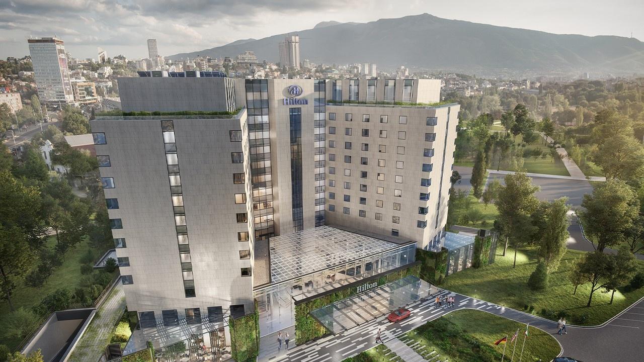 Проектът за реновация на хотел Hilton Sofia обра овациите на Building Innovation Forum 2021