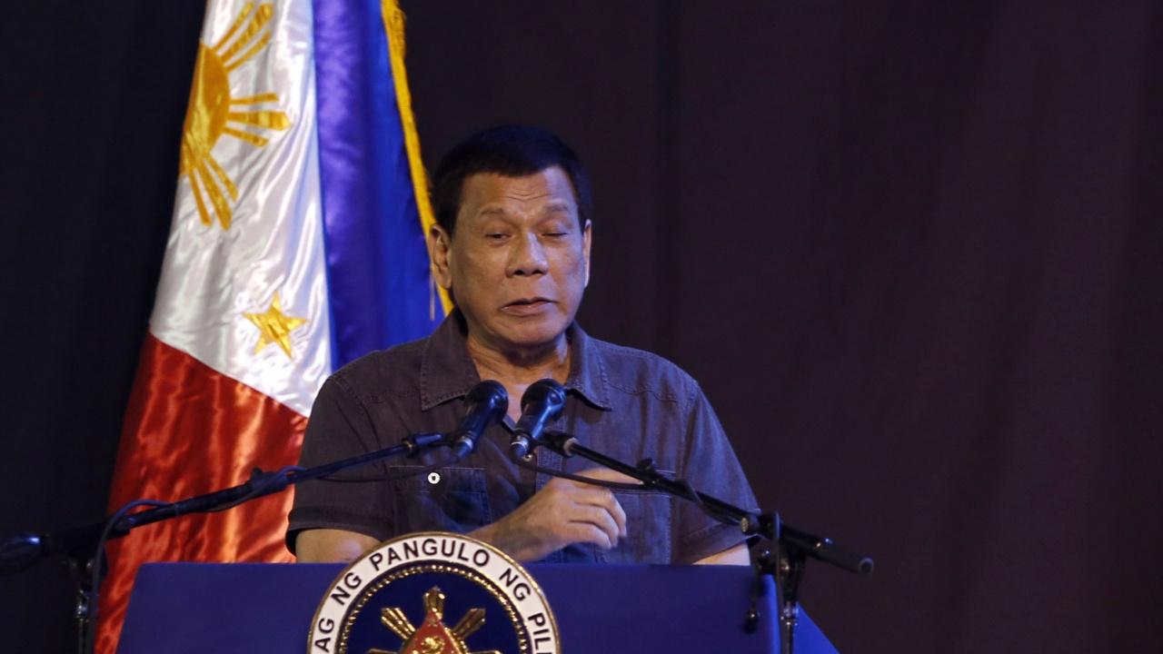 Президентството на Филипините: Родриго Дутерте се пошегува за ваксинацията на спящи хора
