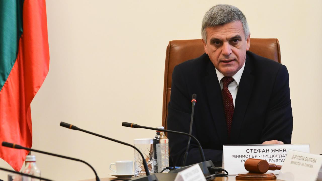 Премиерът Янев и министри ще се срещнат с представители на КРИБ и БФИЕК