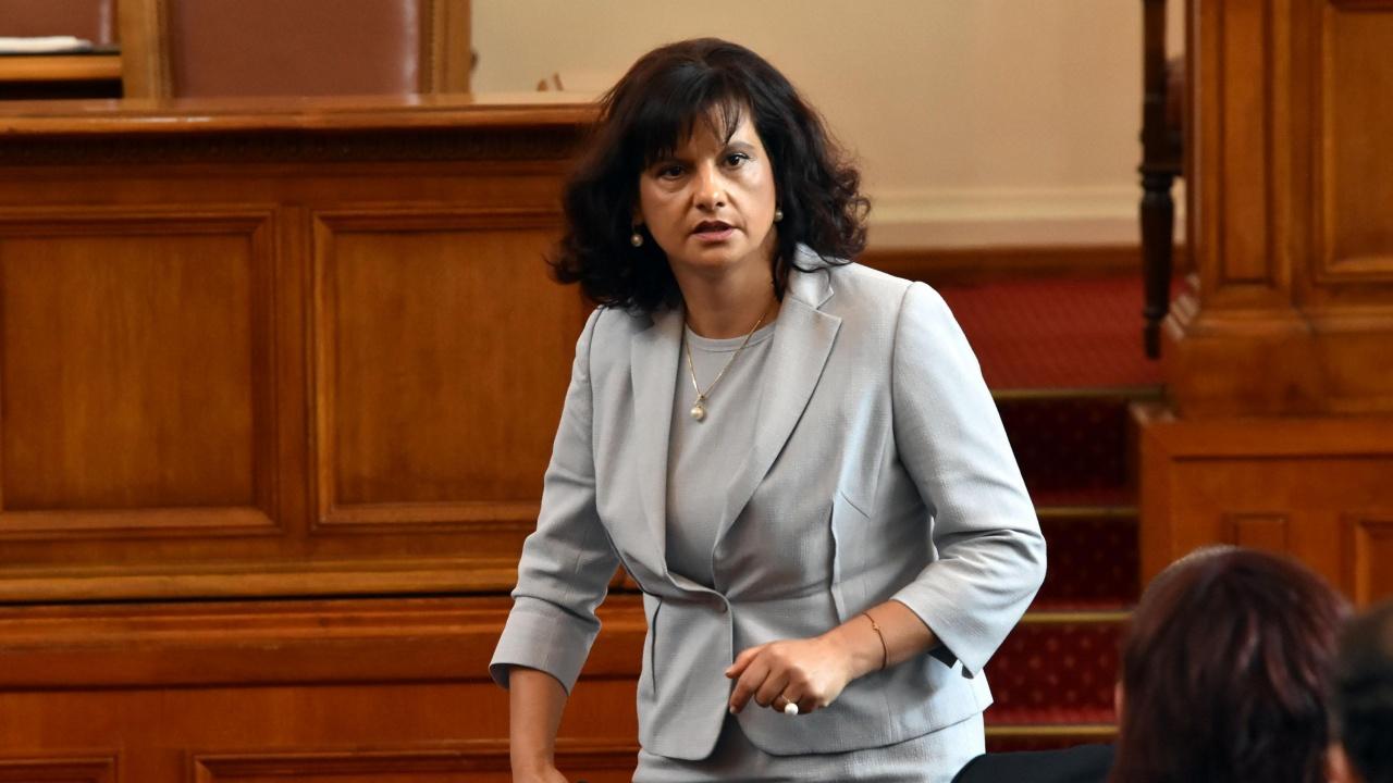 Дариткова: В условия на пандемия в парламента се занимаваха с всичко друго, но не и със здравеопазването