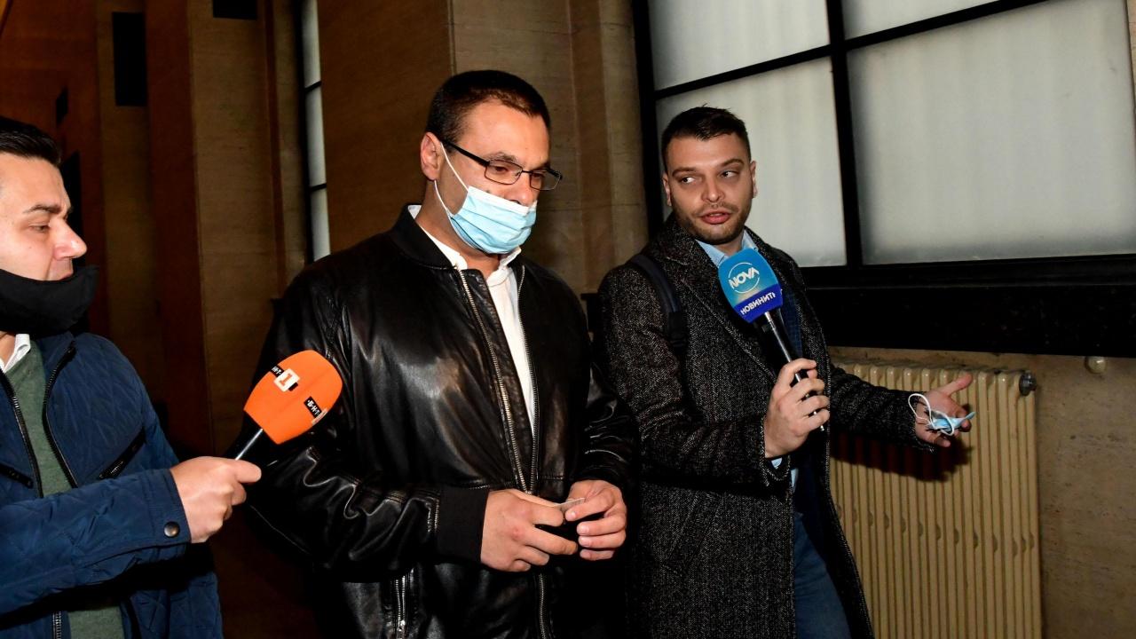 Отложиха делото за мярката на Венци Боксьора