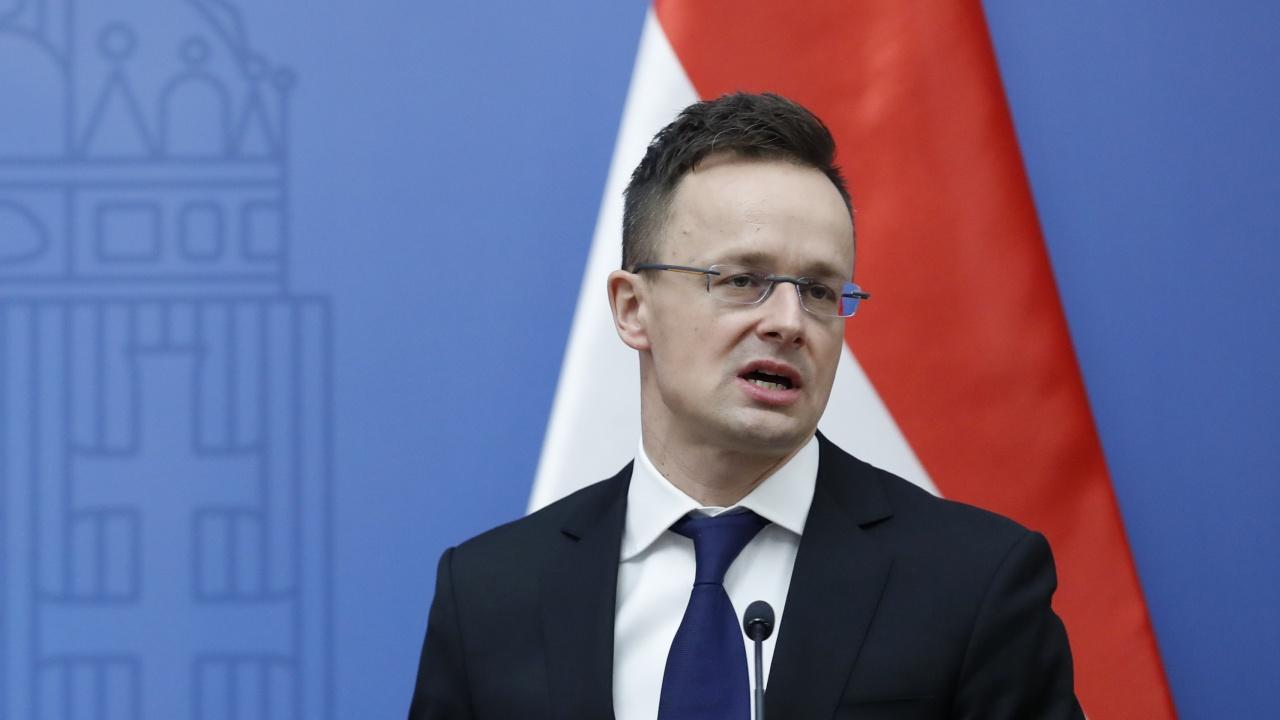 Унгарският външен министър посочи причината за енергийната криза
