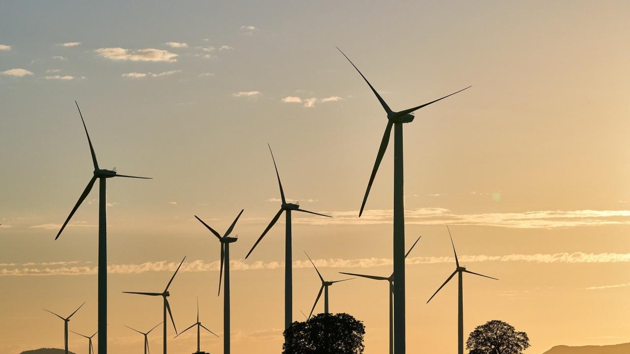 САЩ ще строят седем вятърни парка, които ще произвеждат общо 30 гигавата електроенергия