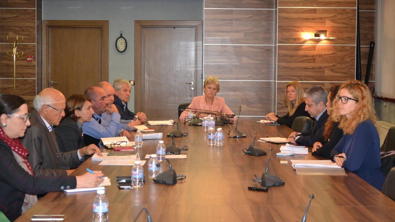 МРРБ продължава да търси решения за реализацията на водния проект на Добрич