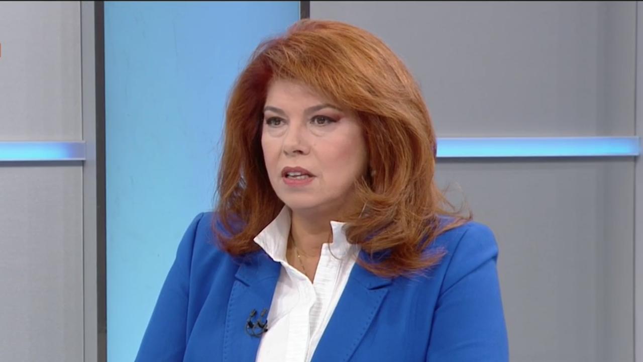 """Илияна Йотова: Трябва да спрем с """"йес"""" политиката, Радев винаги ще заема позиция в деликатните ситуации"""