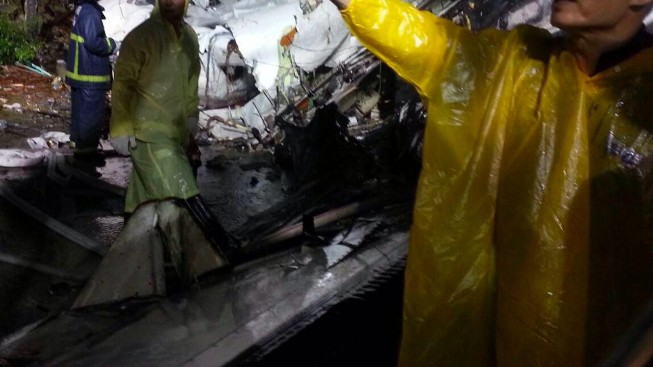 Четирима души са в критично състояние след самолетна катастрофа в окръг Сакраменто