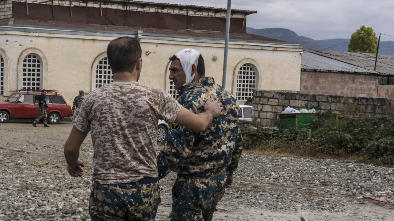 Арменски войници пострадаха при стрелба на азербайджанските  сили в Нагорни Карабах