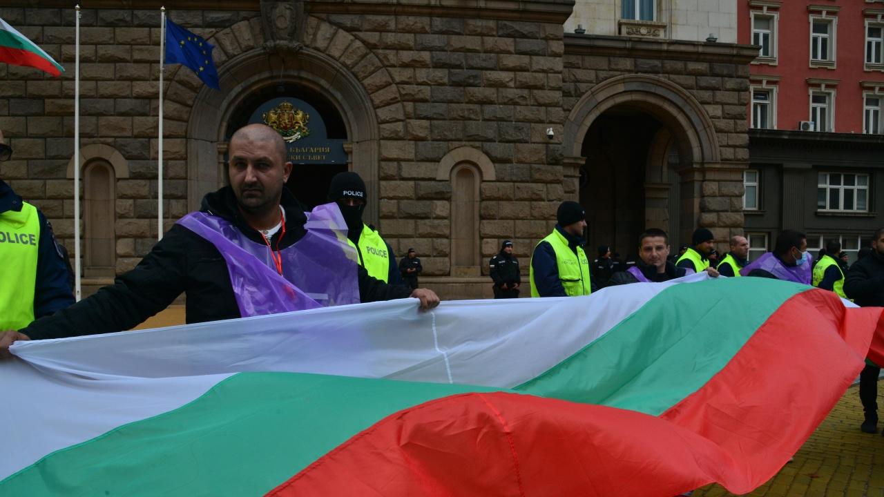 Подготвят общонационален протест в София на 19 октомври заради високата цена на тока