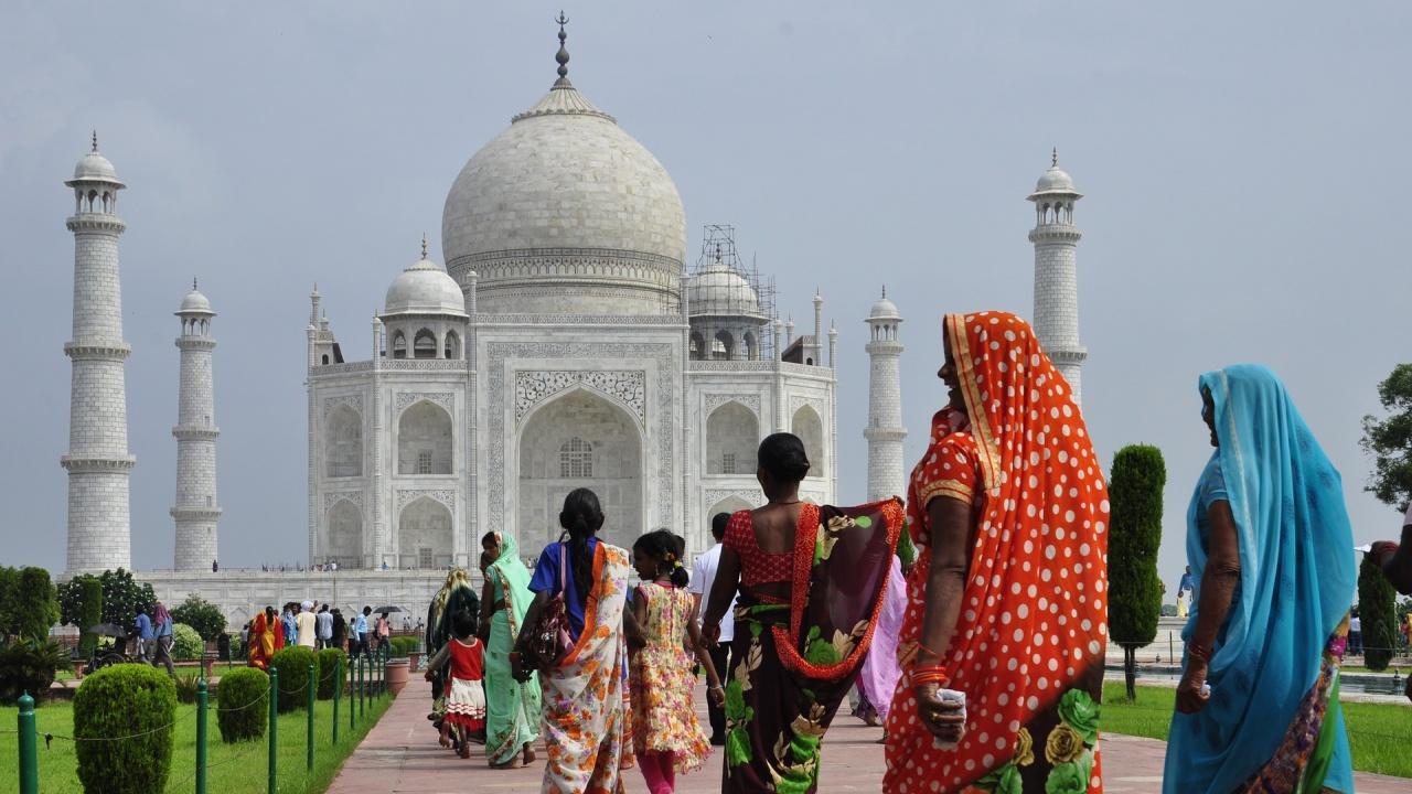 Индия отново допуска чуждестранни туристи
