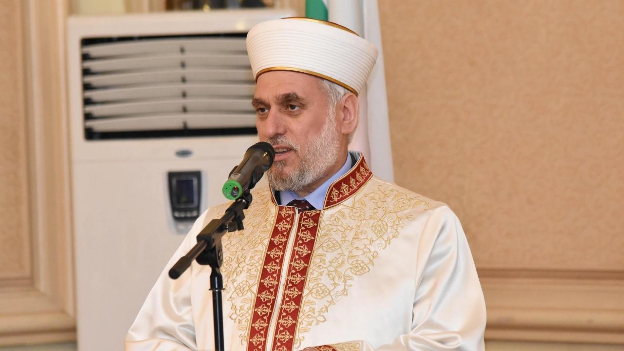 Главният мюфтия забрани политическата агитация в джамиите