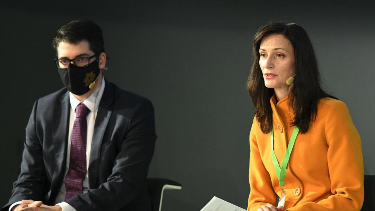 Мария Габриел: Зеленият преход да се превърне в стратегия за растеж