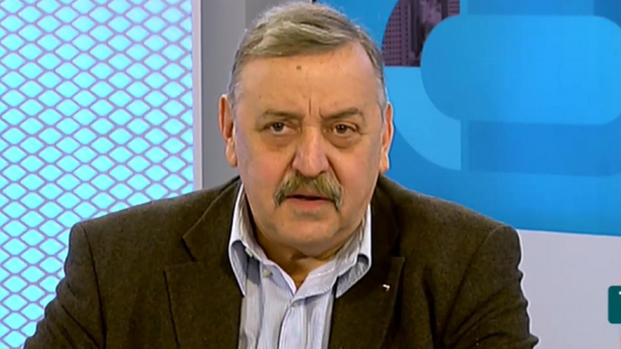 Проф. Кантарджиев: За 4 дни имаме умрели, колкото за цял октомври преди година. Плашещо е