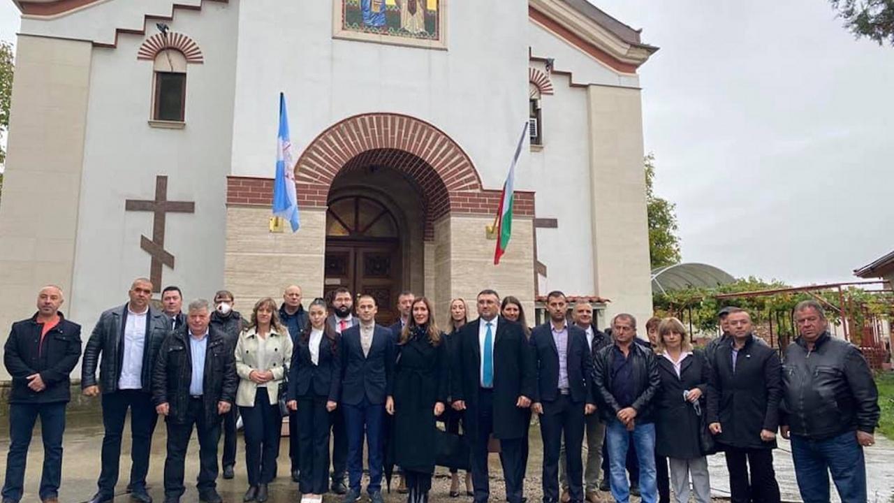 ГЕРБ-СДС София Област откри предизборната си кампания в Костинброд