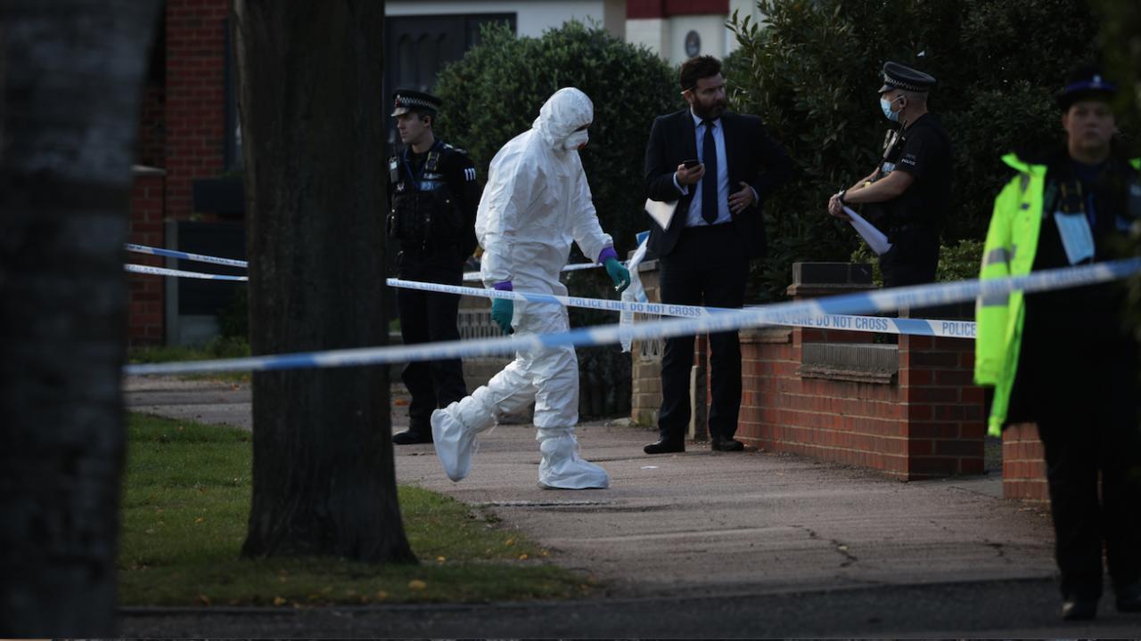 Британските власти обявиха убийството на депутата Дейвид Еймс за терористична атака