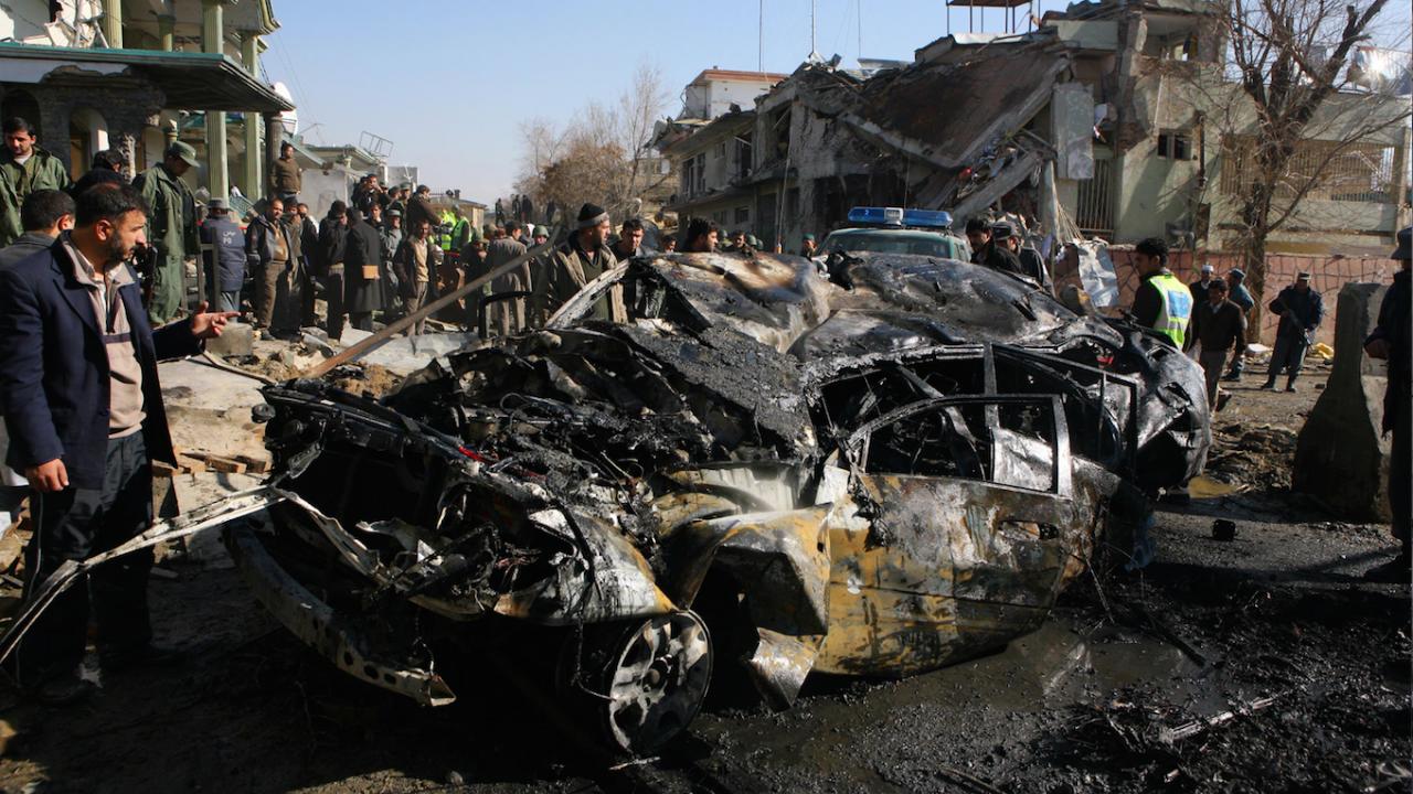 ИД пое отговорността за атентата срещу джамия в афганистанския град Кандахар