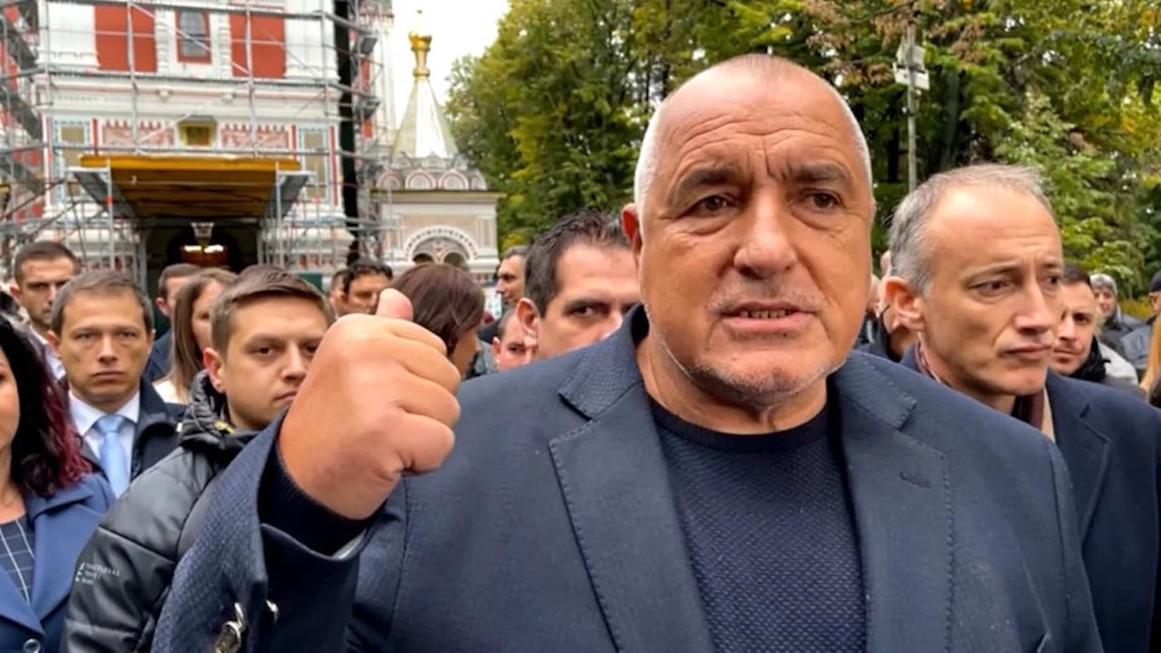 Борисов към опонентите си: Пак няма да направят правителство, да четат не само Винету, а и законите