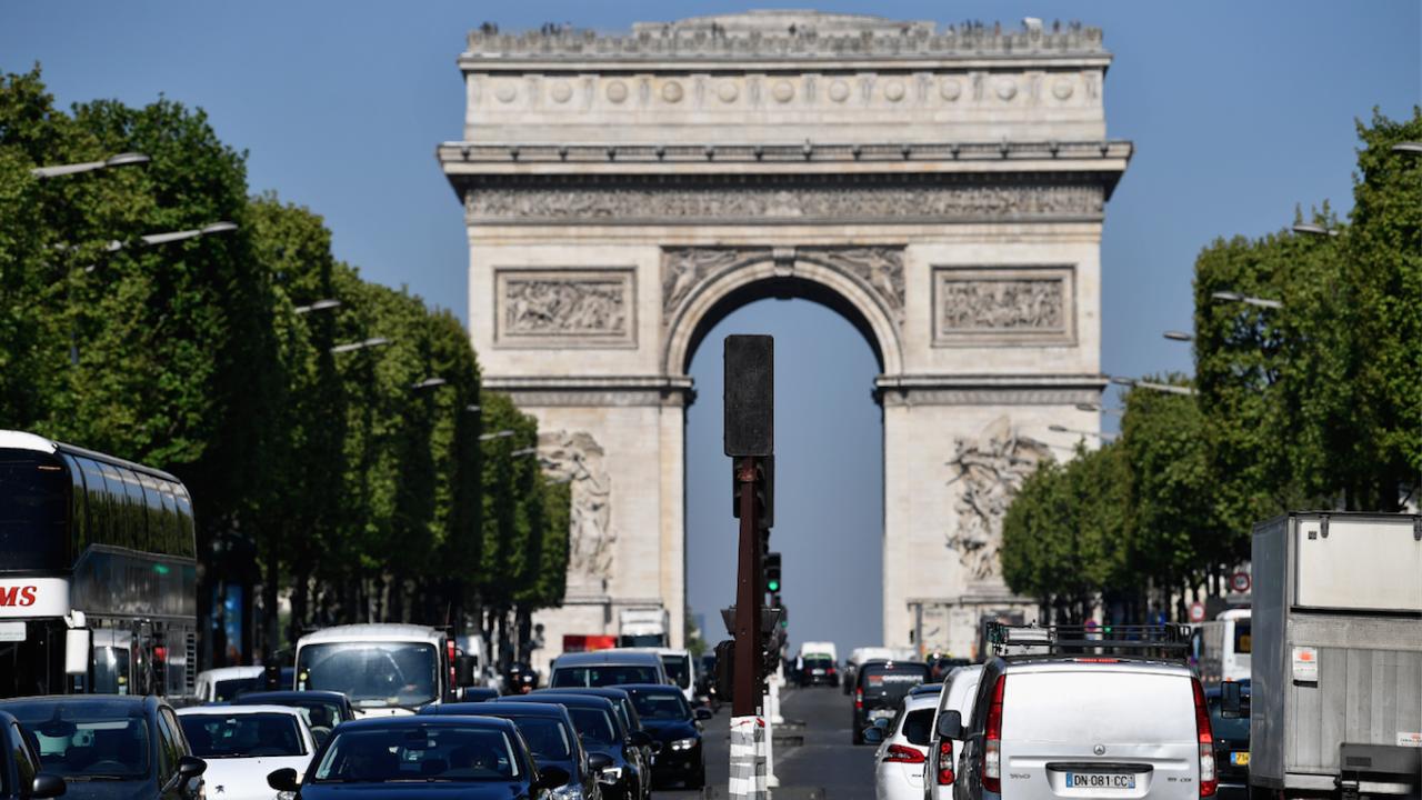 За чист въздух в Париж - засаждат 170 000 дървета