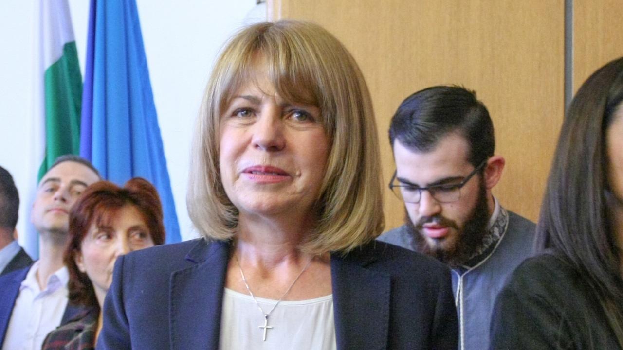 Йорданка Фандъкова е с COVID-19