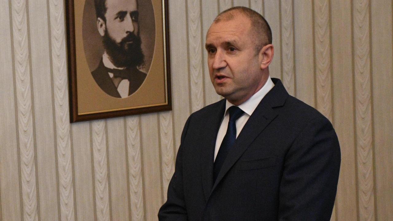 Президентът: На предстоящия Съвет на ЕС България трябва да има ясна позиция в защита на гражданите и бизнеса от високите цени