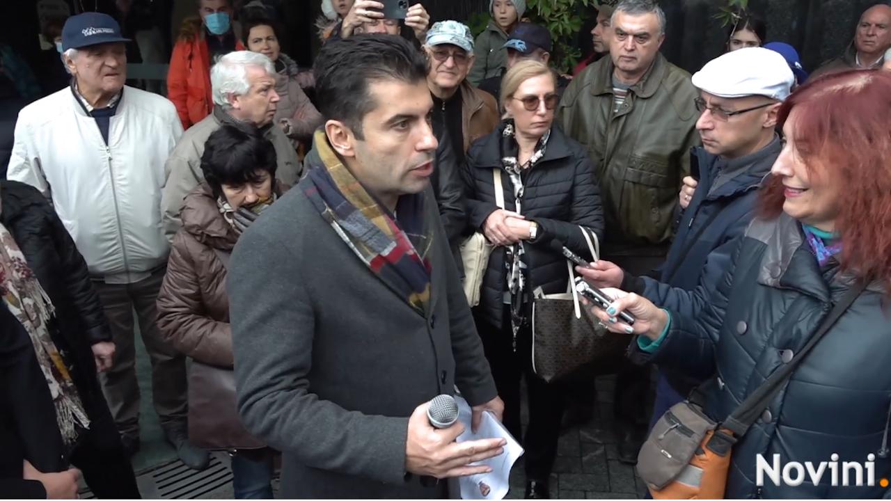Кирил Петков: На година се крадат по 2-3 млрд. Всичко опира да съдебната система и смяната на главния прокурор