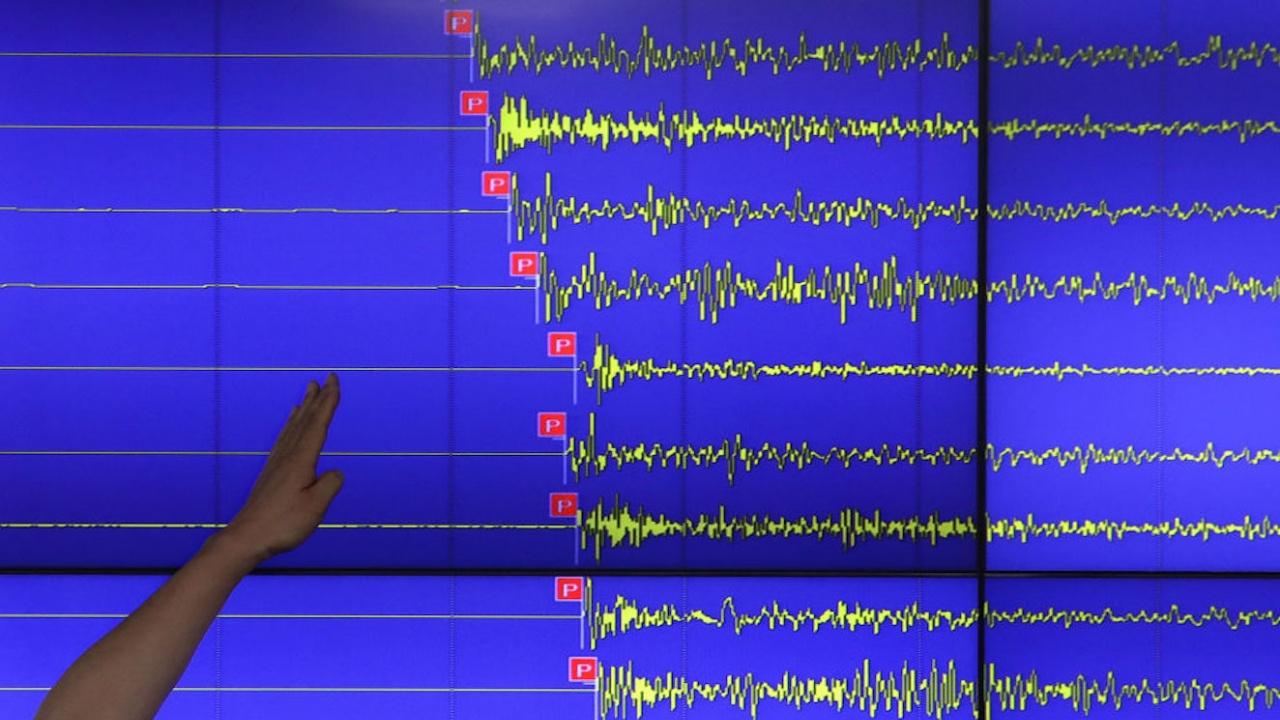 Земетресение с магнитуд 5,5 е регистрирано край Курилските острови