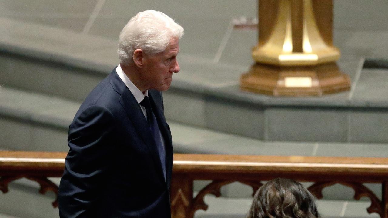 Изписаха Бил Клинтън от болницата