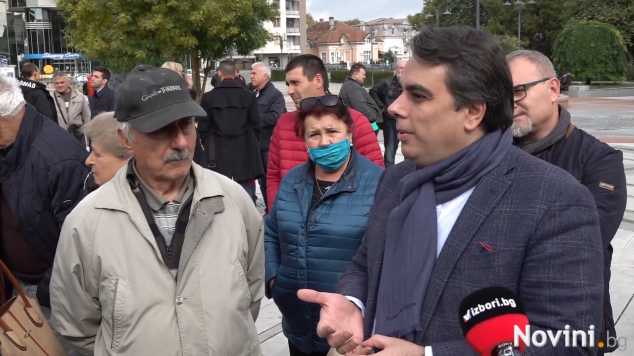 Асен Василев от Силистра: Трябват ни хора с топки, които да спрат кражбите и едва тогава нещата ще потръгнат