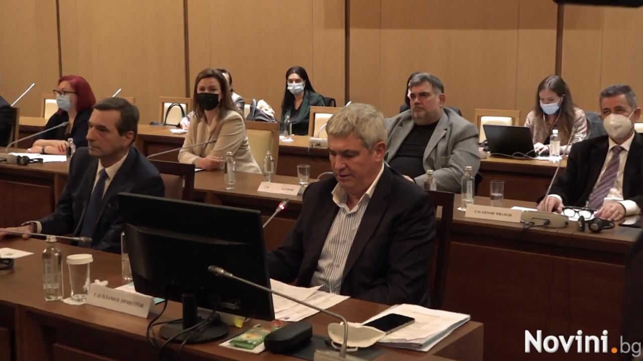 Пламен Димитров: Трябва да омекотим удара върху домакинствата през следващите месеци