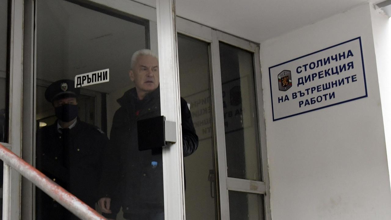 17-годишен обвини Волен Сидеров в побой