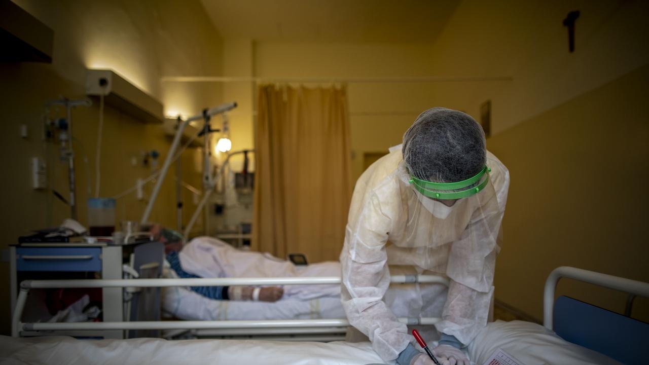 Във Видинско в болниците са настанени 90 пациенти с коронавирусна инфекция