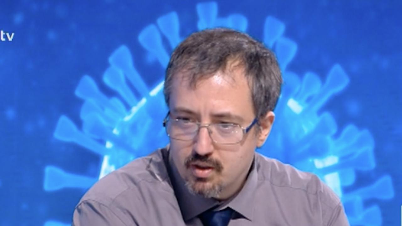 Лъчезар Томов: Вероятно следващата седмица ще имаме нов рекорд по COVID смъртност