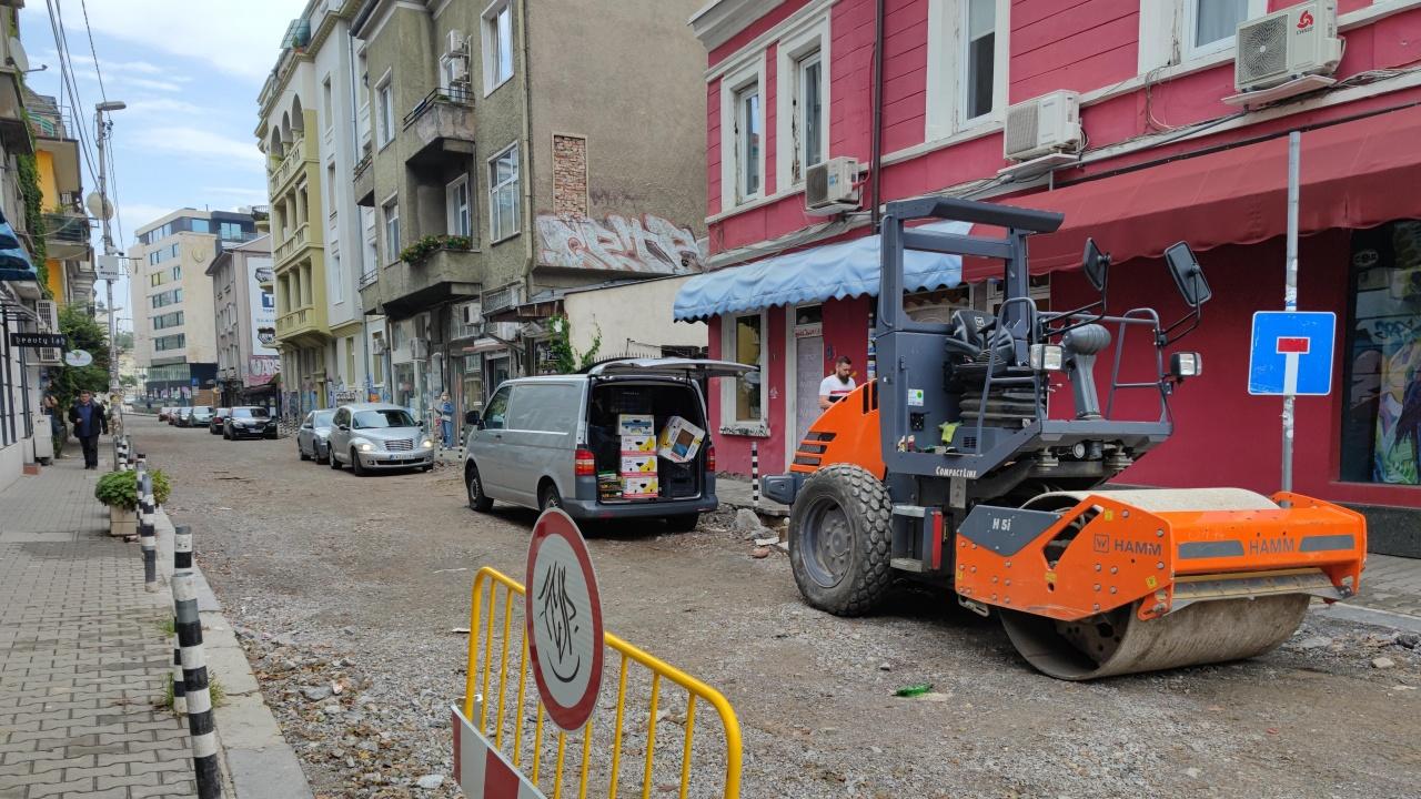 Променят движението в София заради ремонт
