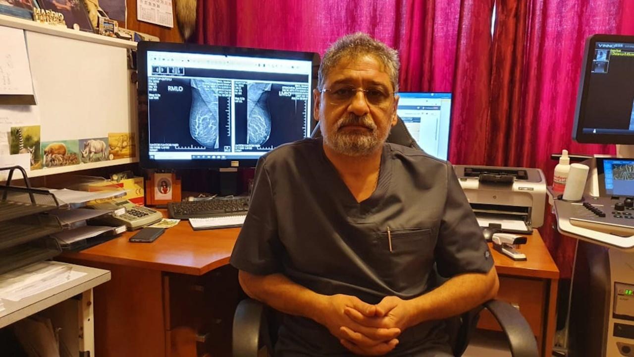 """Изобретателят на подложка за изследване на рак на гърдата е лекарят на годината в категорията """"Иновации"""""""