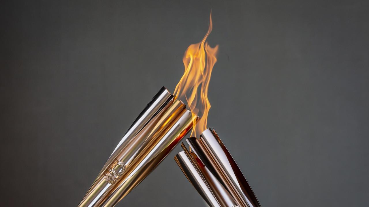 Олимпийският огън за зимните игри 2022 пристигна в Пекин