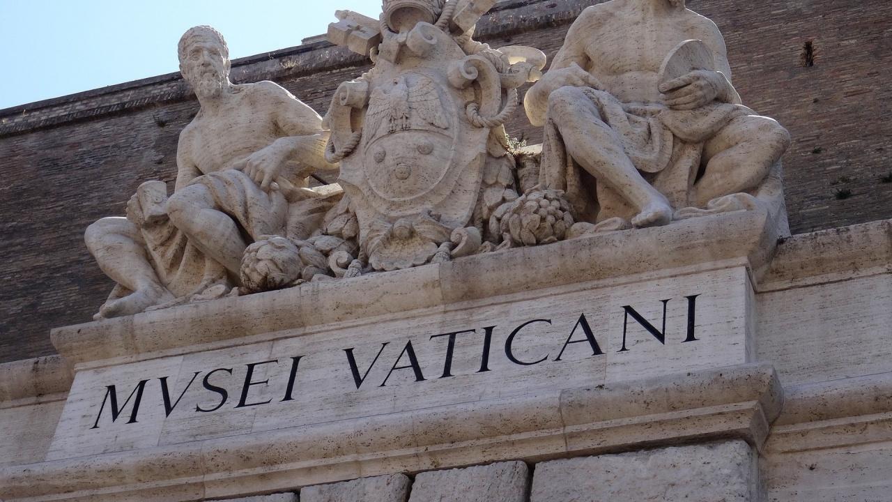 Творба на Христо Явашев влезе в колекцията на Ватиканските музеи