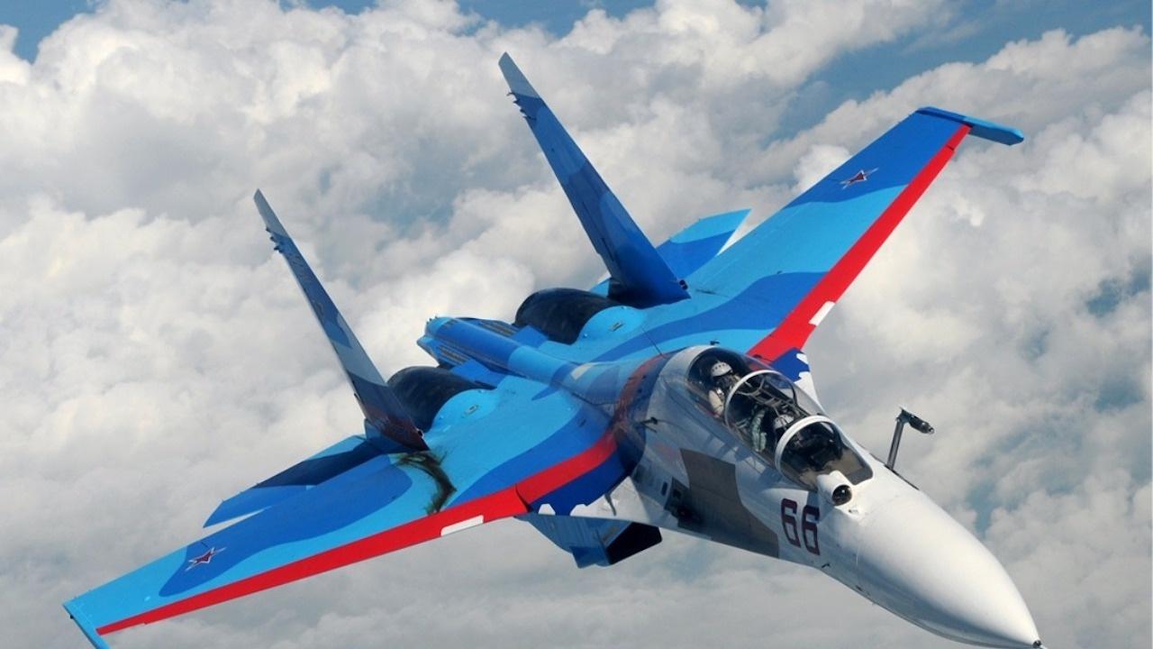 Руски изтребители съпроводиха американски стратегически бомбардировач над Черно море