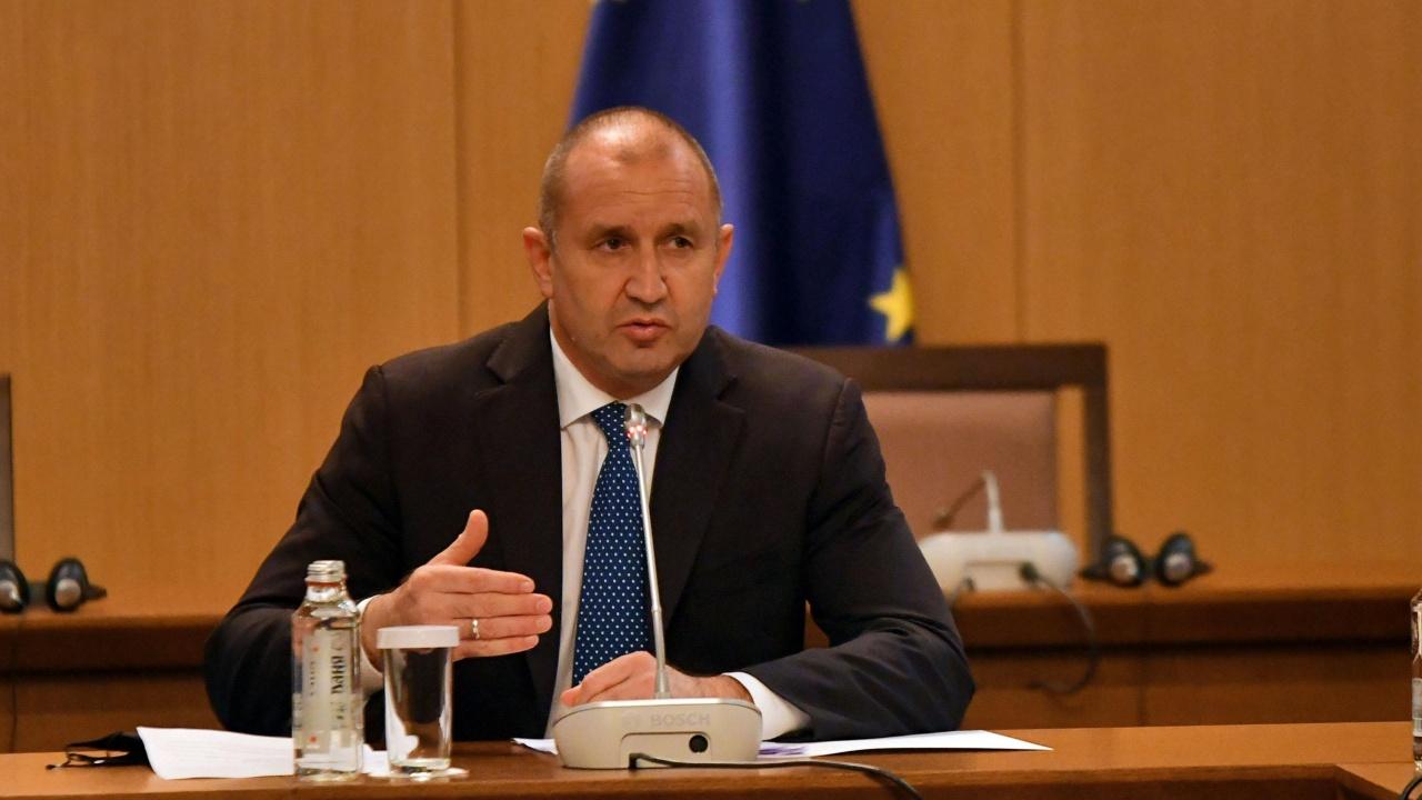 Румен Радев ще участва в заседанието на Европейския съвет на 21 и 22 октомври в Брюксел