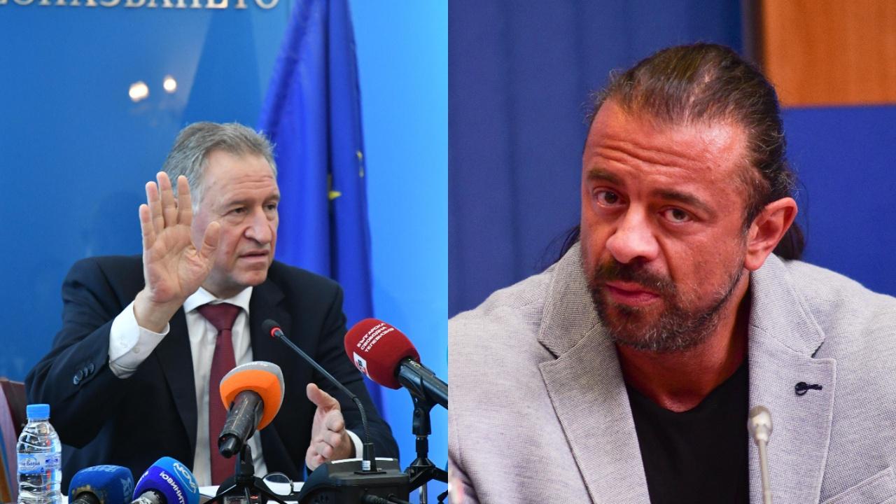 Кацаров: Новите мерки бяха предложени от Алибегов, той му отвърна: Не се крий зад мен!