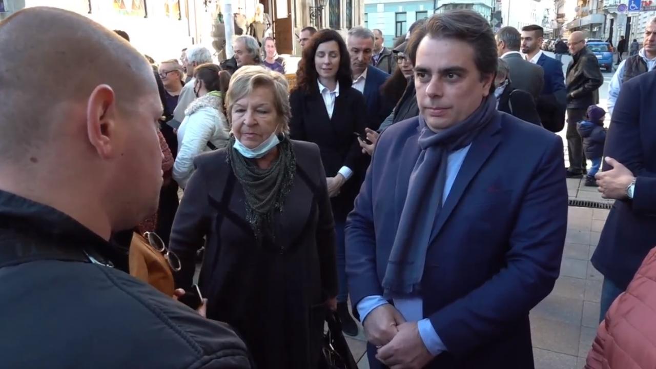 Асен Василев: Не обичамда обещавамнеща, които няма как да изпълня