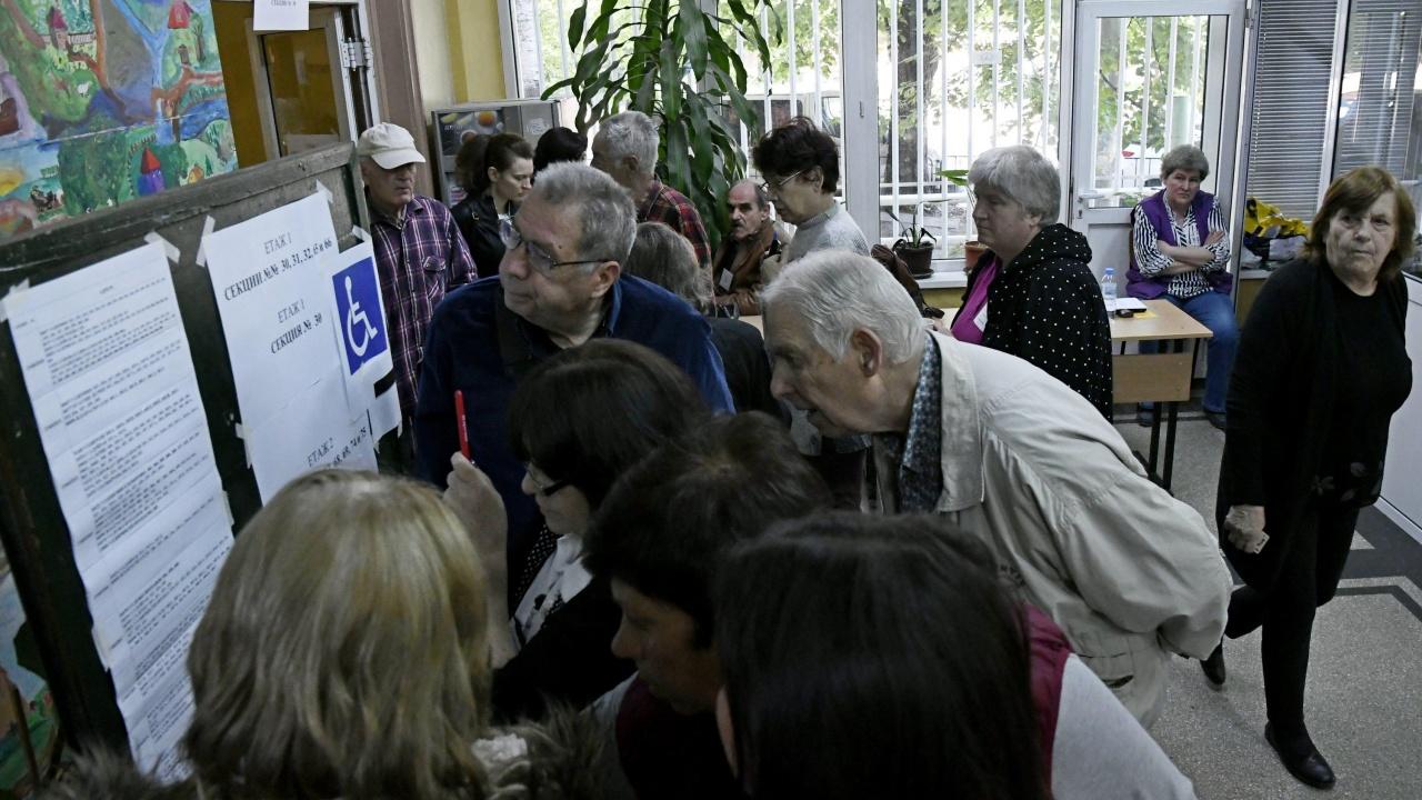 По-малко подадени заявления за гласуване зад граница