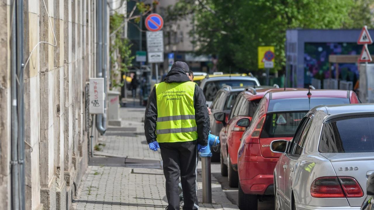 """От 1 декември в София се разширява """"синята"""" зона за паркиране"""