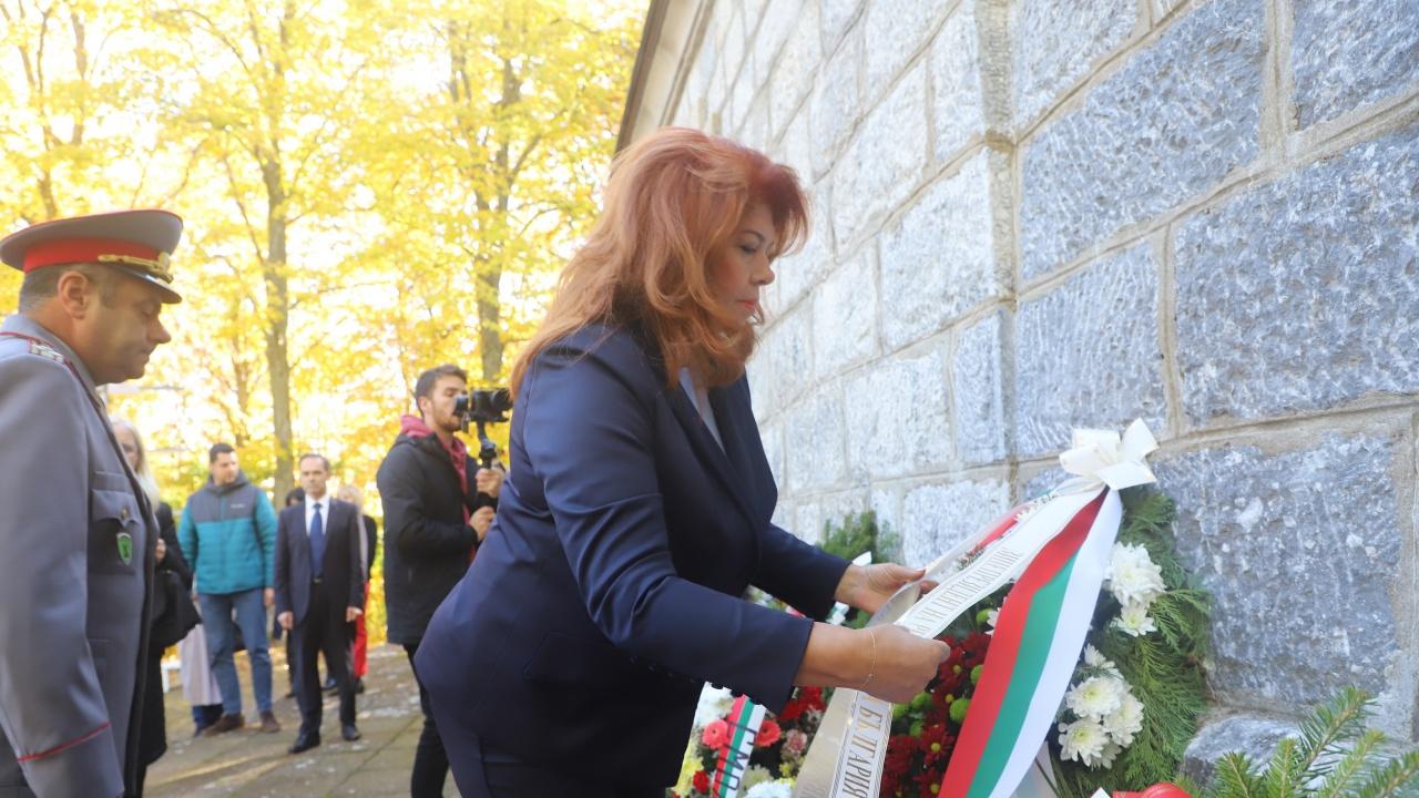 Вицепрезидентът: България се нуждае от смели и отговорни хора, които да я водят напред