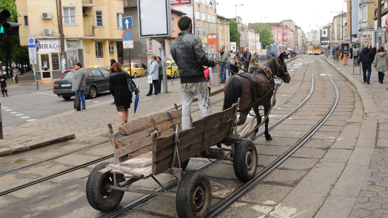 Забраняват каруците в София от юни 2022 г.
