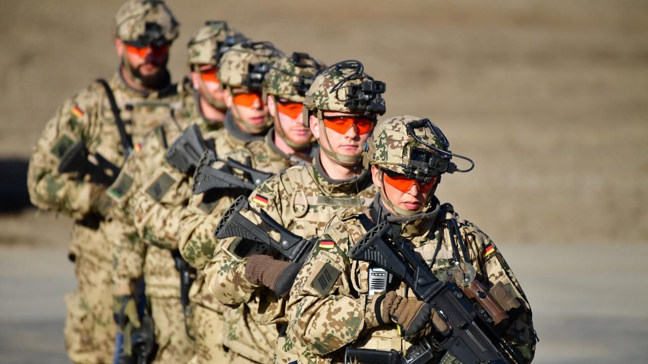 Германия предприема инициатива за европейски сили за бързо реагиране с още четири страни
