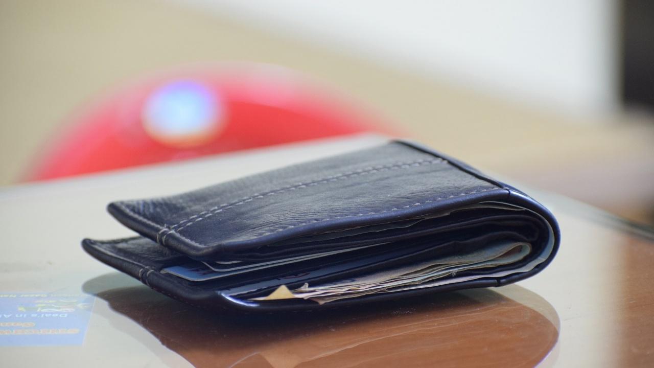 Пловдивчанин намери портмоне с много пари и веднага сигнализира