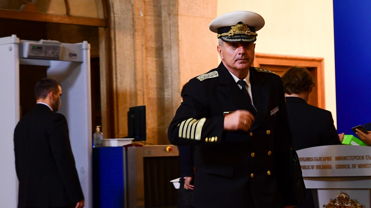 Началникът на отбраната: Необходим е цялостен и системен подход на НАТО за защита на неговия Източен фланг